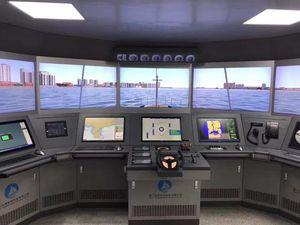 船只中控台