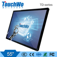 "55"" high quality touchscreen kiosk computer with touch screen monitor"