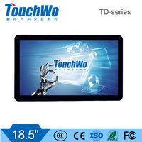18.5 inch TouchWo capacitive touchsreen all in one computer