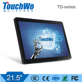 "21.5""capacitive touchscreen monitor/computer with 1080P HD,wifi"