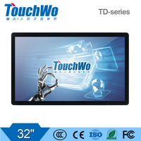 "32"" touchscreen all in one computer with good accurancy"