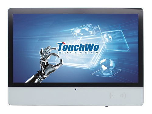 Touchwo information board